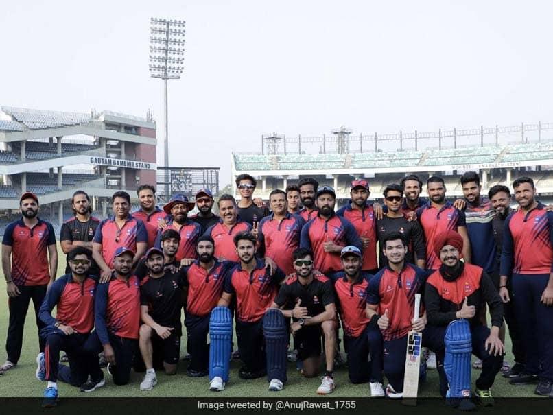 Vijay Hazare Trophy: Anuj Rawat, Pradeep Sangwan Help Delhi Beat Uttarakhand To Enter Quarter-Final