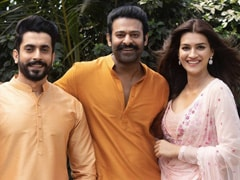Kriti Sanon And Sunny Singh Join The Cast Of Prabhas And Saif Ali Khan's <i>Adipurush</i>