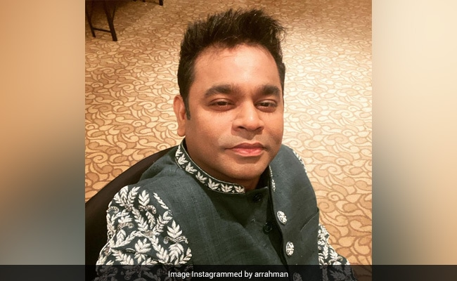 Viral: A R Rahman's Reaction To Anchor Speaking In Hindi At 99 Songs Launch