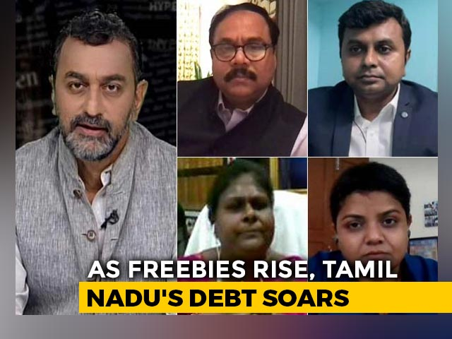 Video : Tamil Nadu: The High Cost Of Handouts