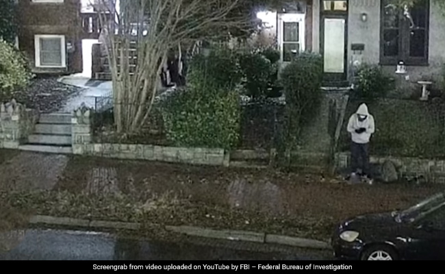 FBI Releases New Video Of Pipe Bomb Suspect Night Before Capitol Attack