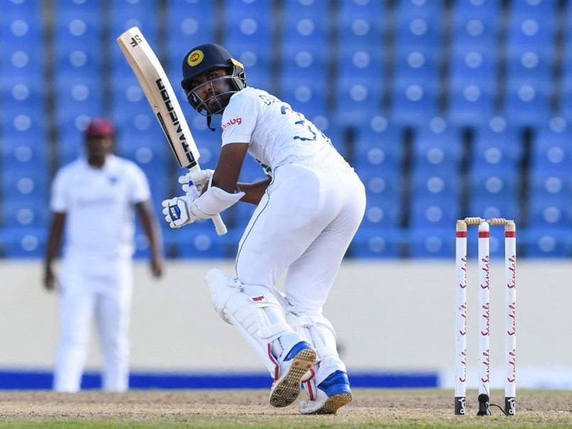 2nd Test: Sri Lanka Make Steady Progress After Bowling Out West Indies For 354 On Day 2