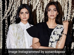 Sonam Kapoor Missed Sister Rhea's Birthday For The First Time Ever But Posted This To Make Up