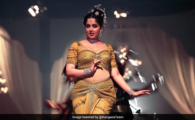 Ahead Of Thalaivi Trailer Launch, Kangana Ranaut Showcases Jayalalithaa's Life In Pics