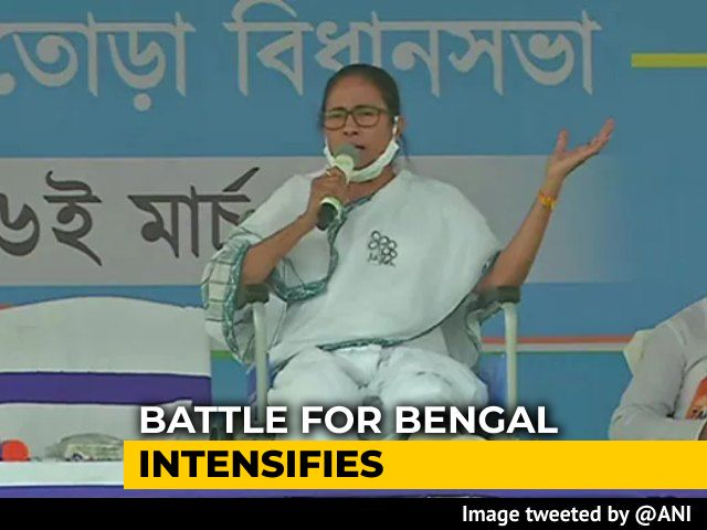 Video : Battle Bengal: Top BJP Leaders Campaign Today