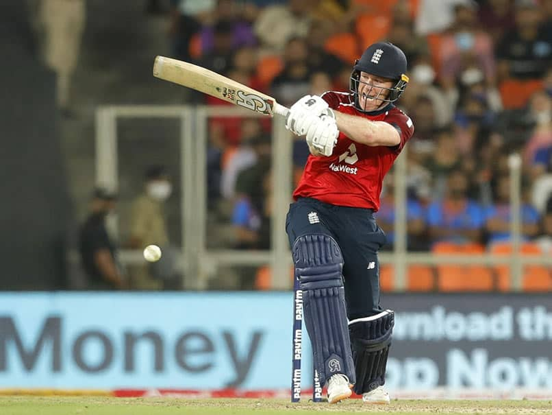 """""""Pioneer In White-Ball Cricket"""": Jos Buttler Hails Eoin Morgan After 100th T20I"""