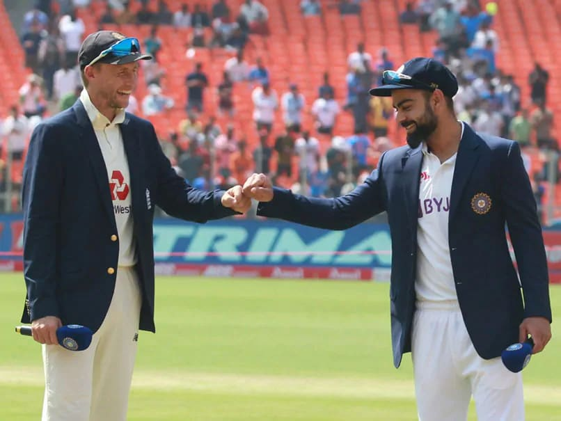 """""""No Official Request"""" From India To Change Test Dates, Say England"""