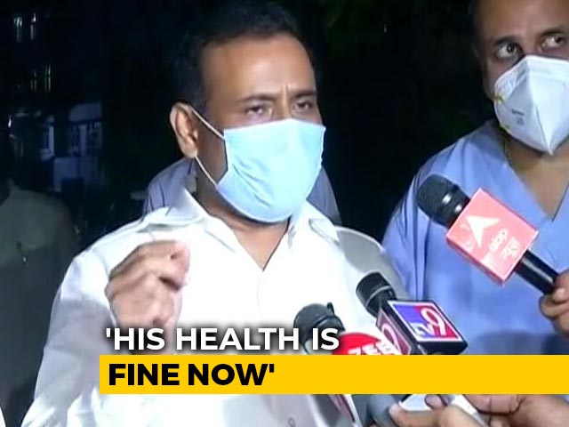 Video : Sharad Pawar Doing Well After Operation: Maharashtra Health Minister