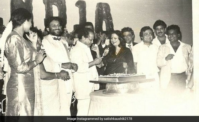 Mr India Throwback: We Can See Sridevi But Where's Anil Kapoor? Invisible?