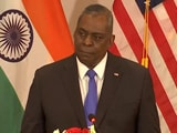 """Video : """"Discussed Human Rights Issues With Indian Ministers"""": US Secretary Of Defence"""