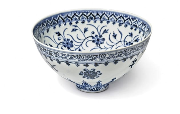 Bowl found at CT  yard sale valued at up to $500,000