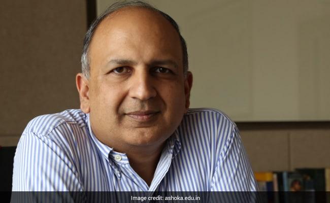 """Dear Superheroes"": Academic Pratap Bhanu Mehta's Letter to Ashoka Students"