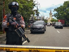 Two Bombers Suspected In Indonesia Church Blast: Police