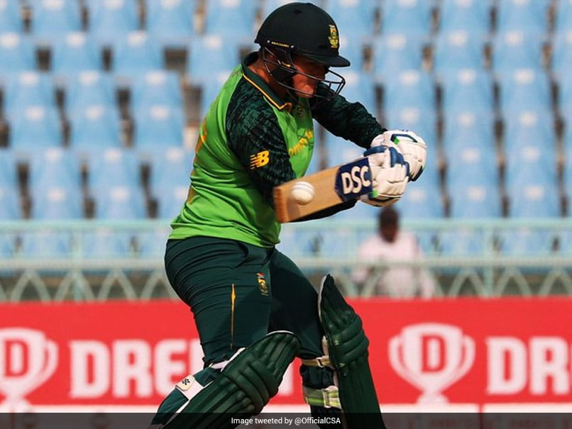 India Women vs South Africa Women: Lizelle Lee Century Helps South Africa Beat India In 3rd ODI