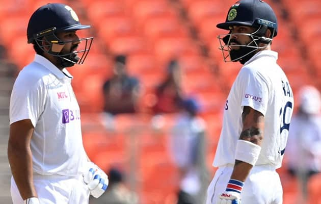 """Kohli Terms Rohits Ton In 2nd Test As """"Defining Moment Of The Series"""""""