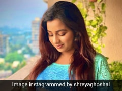 Mom-To-Be Shreya Ghoshal's Style Closet Is All About Ethnic Glam