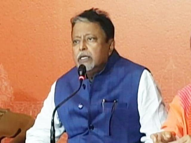 Video : BJP Names 157 Candidates For Bengal In Second List, Mukul Roy To Contest
