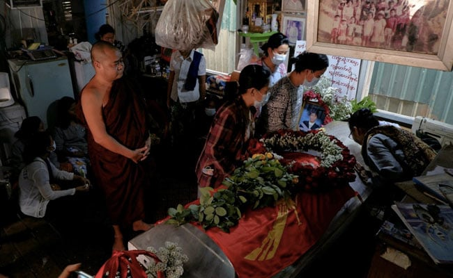 Troops Fire At Funeral As Myanmar Mourns Bloodiest Day Since Coup
