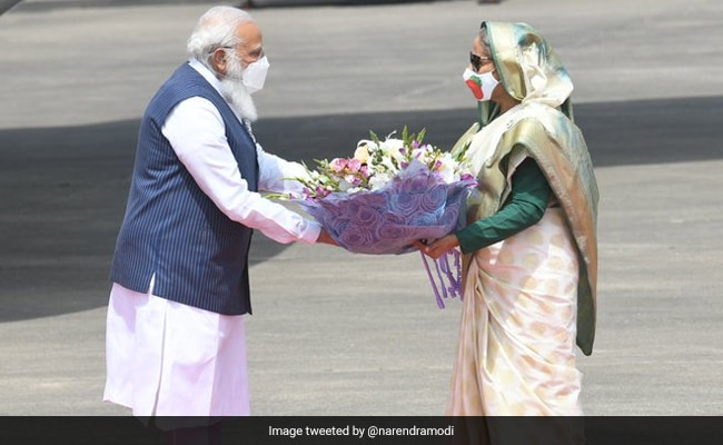 PM Modi Meets Sheikh Hasina For Talks On Issues Of Bilateral, Mutual Interest
