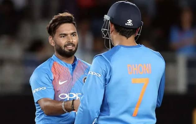 Rishabh Pant As Good As MS Dhoni: Sourav Ganguly