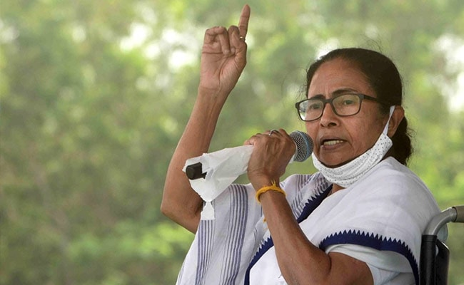 Mamata Banerjee Swearing-In To Be Low-Key Due To Covid Pandemic