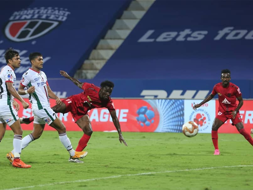 ISL Semi-Finals: Idrissa Syllas Stoppage-Time Goal Helps NorthEast United Hold ATK Mohun Bagan To 1-1 Draw