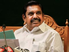 Why DMK Making Issue On Income Tax Raids, Asks Chief Minister Palaniswami