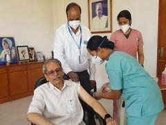 In Second Phase Of Covid Vaccination In Karnataka, Big Names Get Jabs