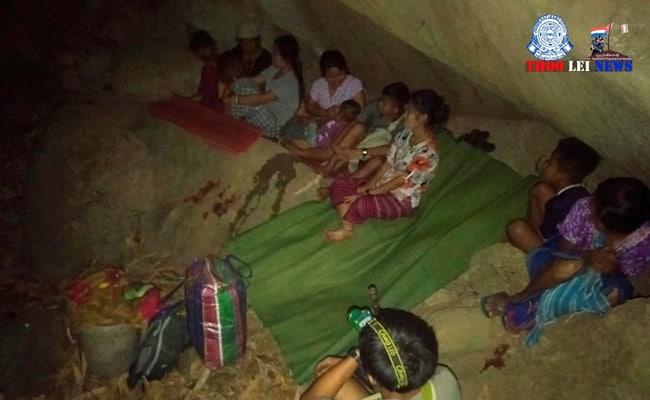 Myanmar Air Strike On Thai Border, Troops Kill Dozens Including Children