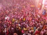 Video : This Holi, Flouting of Norms A Key Concern
