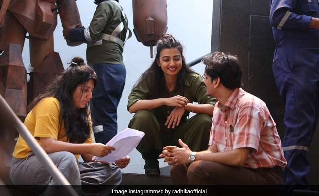 OK Computer Star Radhika Apte Was Missing Work, So She Did This