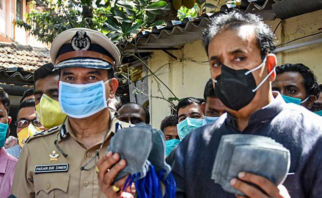 Ex-Mumbai Top Cop Files Supreme Court Plea Against Maharashtra Minister