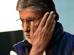I Am Without Sight But Sightless Not In My Path: Big B After Eye Surgery