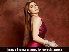 Urvashi Rautela Is Giving Summer A Glam Touch, One Glittery Gown At A Time