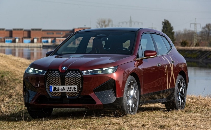 The green electricity needed for BMW iX production will come from the Isar hydroelectric power stations