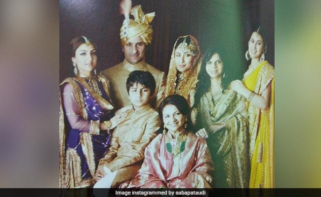 Sharmila Tagore To Sara Ali Khan: Count The Pataudis In This Throwback Gem - NDTV