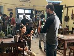 Yami Gautam Is Having A Tough Time Saying Goodbye To <i>Dasvi</i> Crew