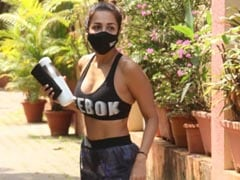 In A Sporty Athleisure Look, Malaika Arora Slays With Her Style And Dance Moves