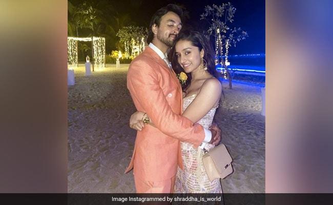 How Birthday Girl Shraddha Kapoor Is Making Memories At Cousin Priyaank's Wedding In Maldives