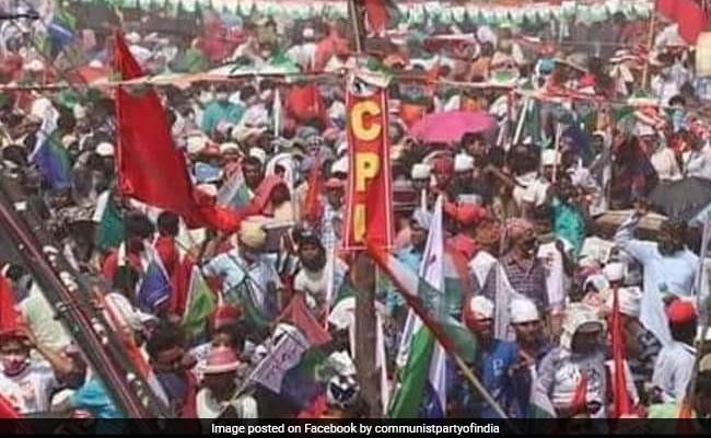 CPI Gets 6 Seats In Alliance With DMK For Tamil Nadu Election