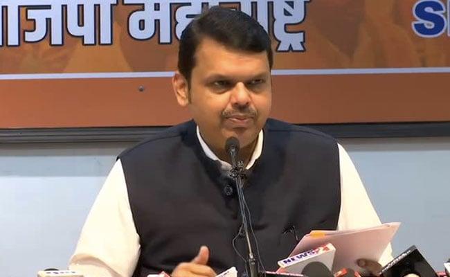 Maharashtra Didn't Avail NSO's Services During My Term: Devendra Fadnavis