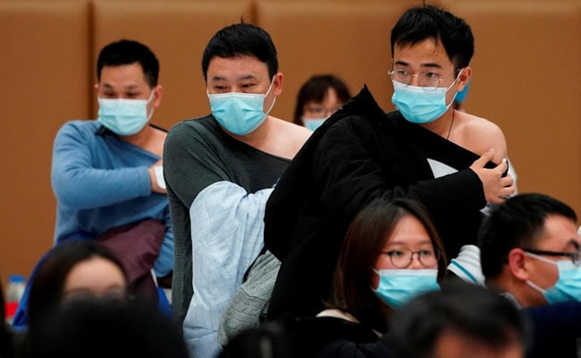 China Aims To Vaccinate 40% Of Population By End-July: Senior Adviser