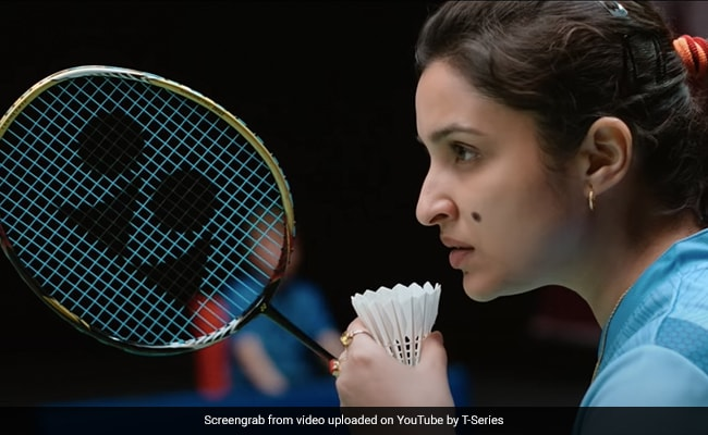 Saina Trailer: Parineeti Chopra Smashes It As Badminton Champ Saina Nehwal