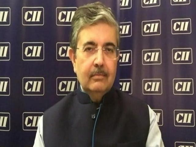 Video : Need To Work On Sustainable Growth For 2022 And Beyond: Uday Kotak To NDTV