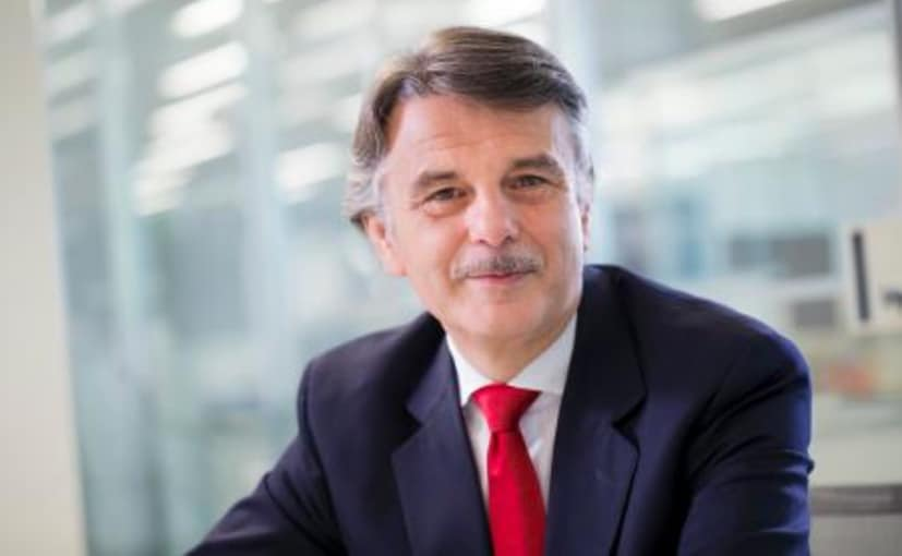 Sir Ralph Speth was CEO of Jaguar Land Rover for over 11 years