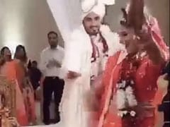 Viral Video Of 'Dancing <i>Pheras</i>' At Wedding Divides Twitter