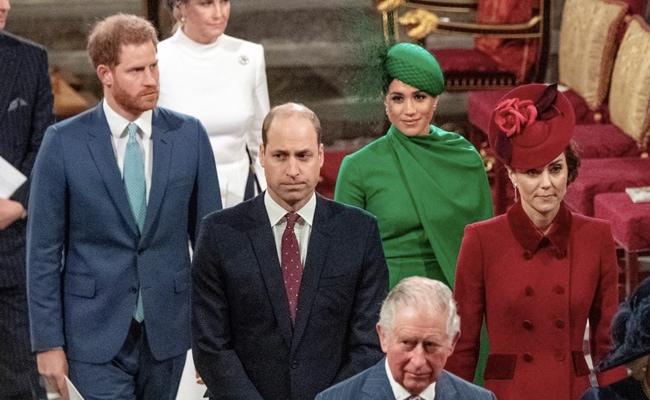 Meghan Markle Accuses Buckingham Palace Of Perpetuating Falsehoods