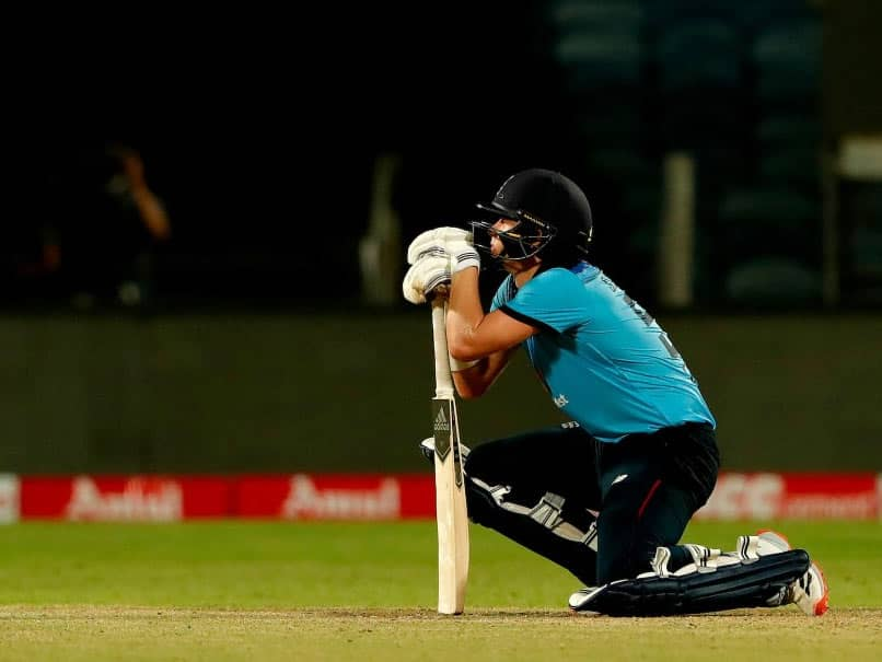 """""""Definition Of Heroism"""": Anand Mahindra Salutes England Cricketer Sam Curran"""