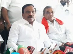 A Raja Barred From Campaigning For 48 Hours Over Remarks Against EPS