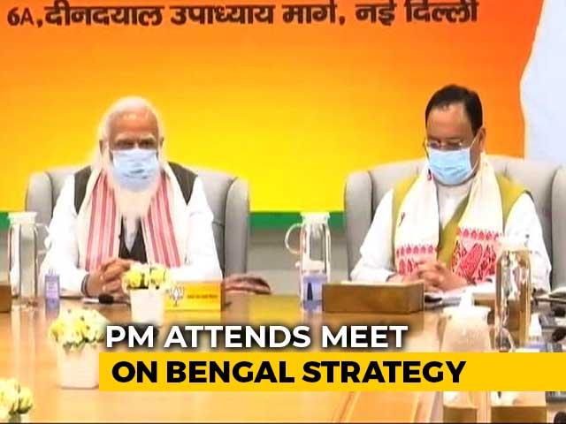 Video : Mamata Banerjee vs Suvendu Adhikari In Nandigram? PM To Decide